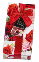 Belgid'Or Assorted Belgian Chocolates With Flower Wrapping 175g